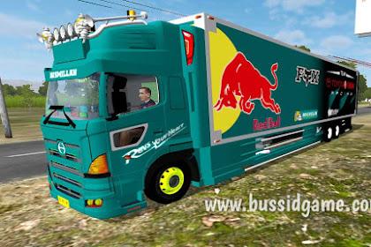 Mod Truck Hino Profia Box By Bonfire