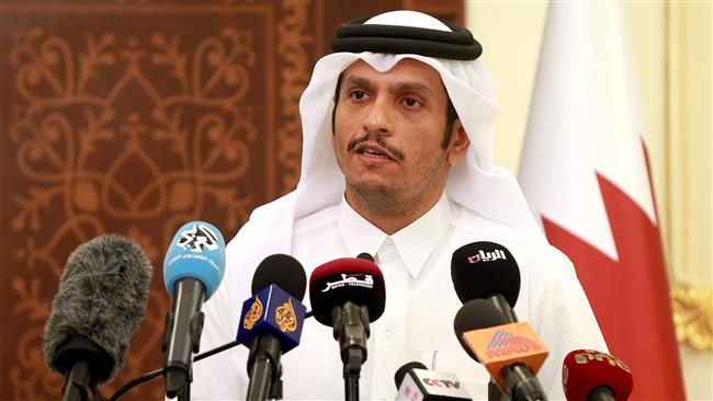 No negotiations possible with the Arab countries unless embargos on Doha reversed: Qatar