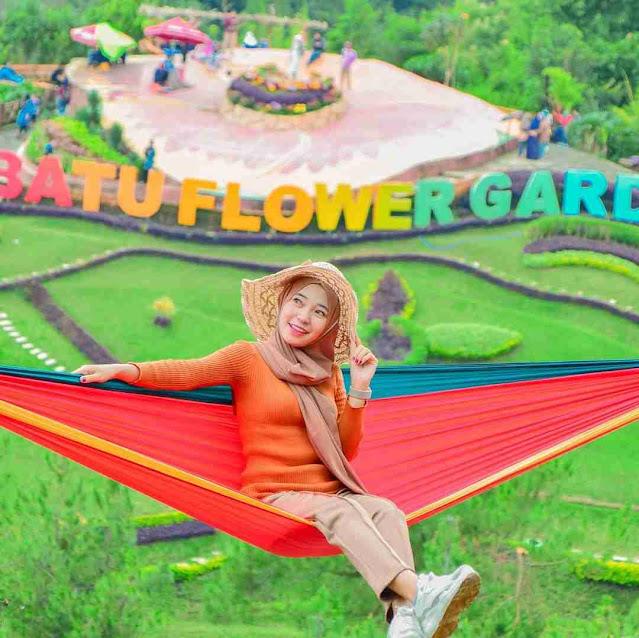 Info Harga Tiket Masuk Batu Flower Garden Malang Terbaru