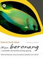 Sukses Budidaya Ikan Beronang di Tambak dan Keramba Jaring Apung