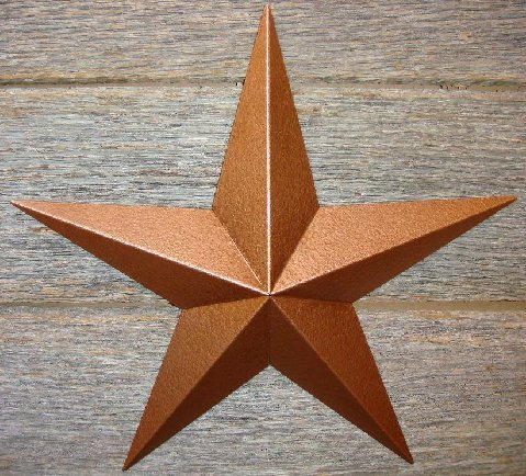 copper star, https://goo.gl/74Pu6T