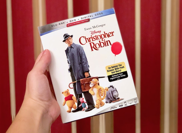 Disney's Christophy Robin on Blu-ray/DVD/Digital