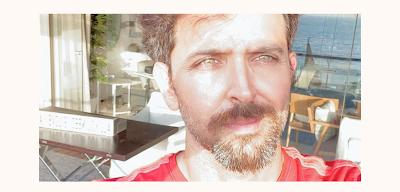Hritik Roshan beard style