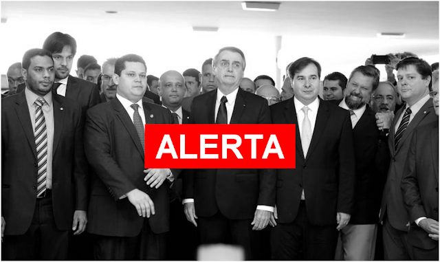 ALERTA: Tramita no Congresso uma PEC que visa suprimir o poder da Presidência