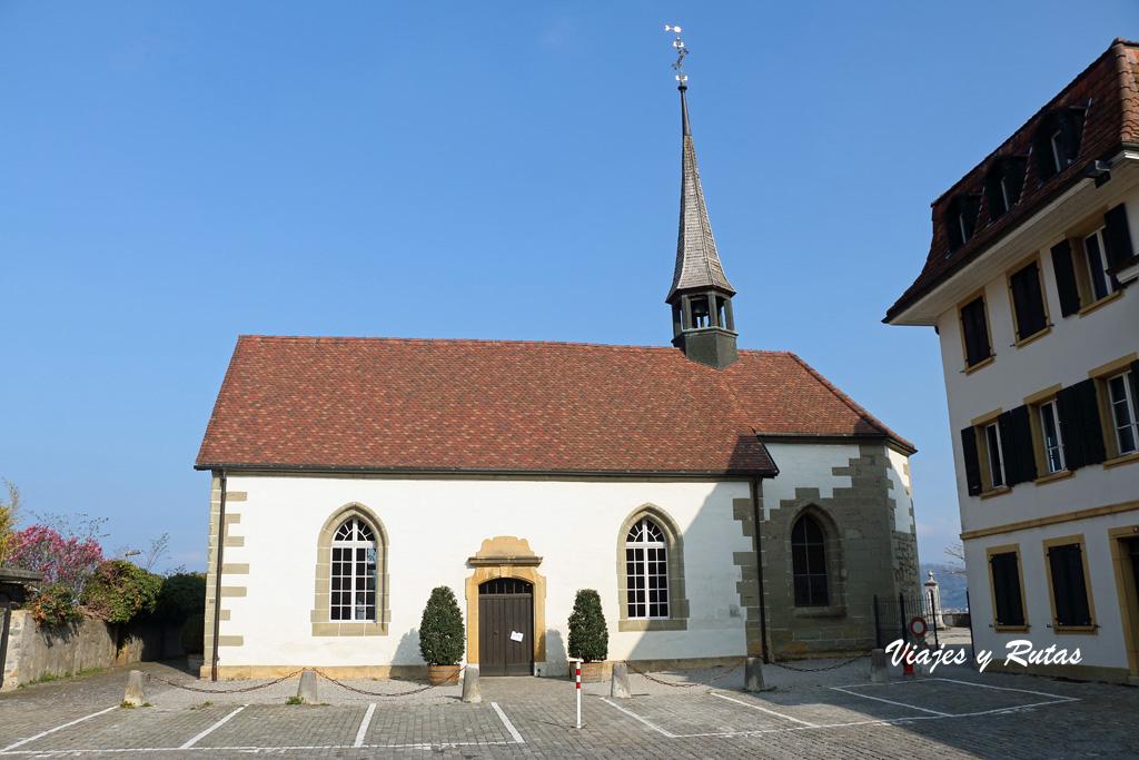 Iglesia francesa de Murten, Suiza