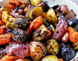 Roasted Veggie Mix Recipe
