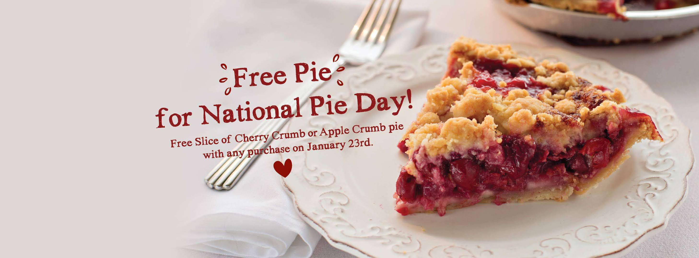 National Pie Day Wishes Sweet Images