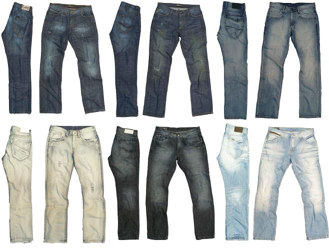 309dc41060 Los vaqueros son una de las prendas más utilizadas y más versátiles del  armario masculino. Dependiendo de cómo los combinéis