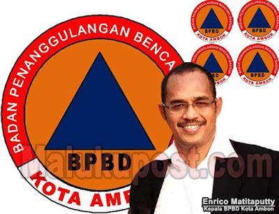 BPBD Ambon Tambah Dua Desa Tangguh Bencana