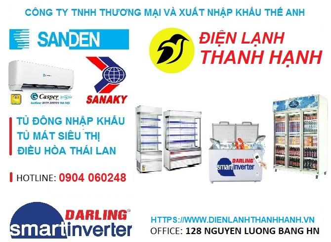 ĐIỆN LẠNH THANH HẠNH - Siêu thị Điện máy uy tín hàng đầu Việt Nam