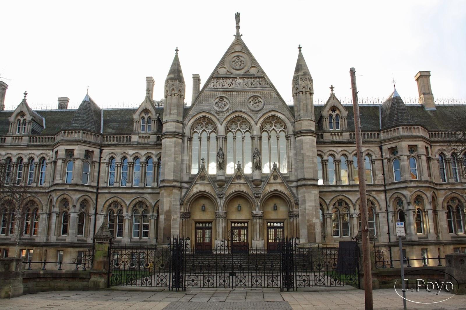 Nottigham Trent University