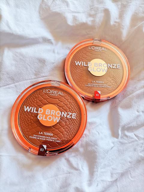Wild Bronze glow