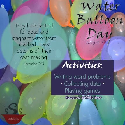 Related activities for Preschool to sixth grade learners.