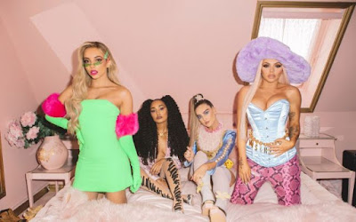 """Dig Out Little Mix's Brand New Spankin' Stellar Tune """"Bounce Back""""!"""