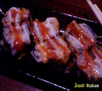 sushi kudus, masakan jepang kudus, restoran jepang kudus, tempat makan di kudus