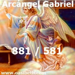 ARCÁNGEL GABRIEL : MANIFIESTA YA