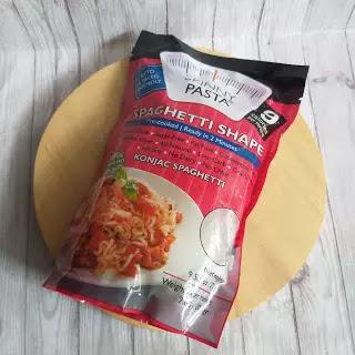 review skinny konjac spaghetti