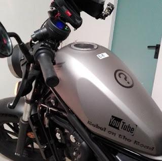 aksesori Honda Rebel CMX 500 Baru