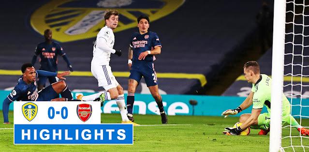 Leeds United vs Arsenal – Highlights