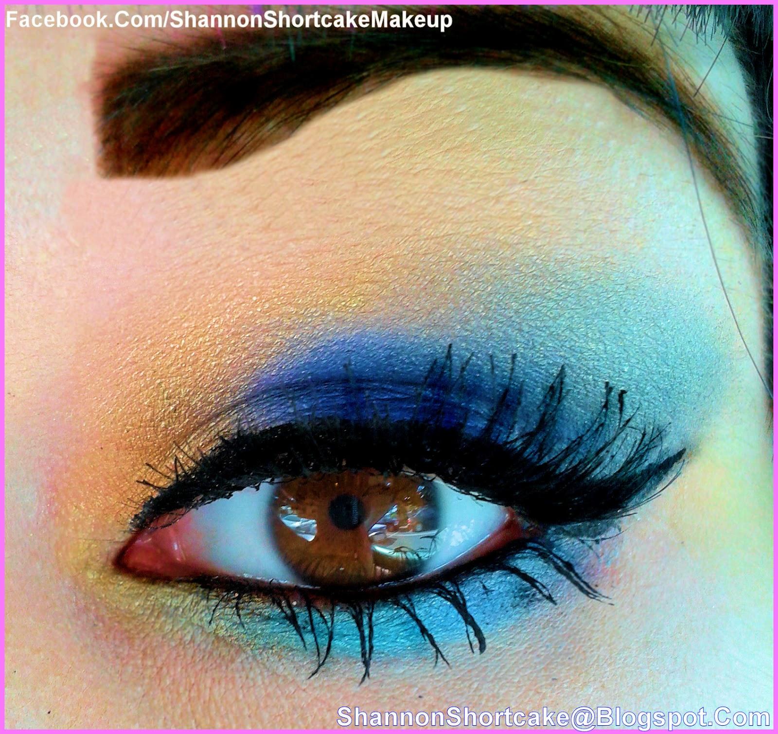 Shannon Shortcake (Makeup Addict): August 2012