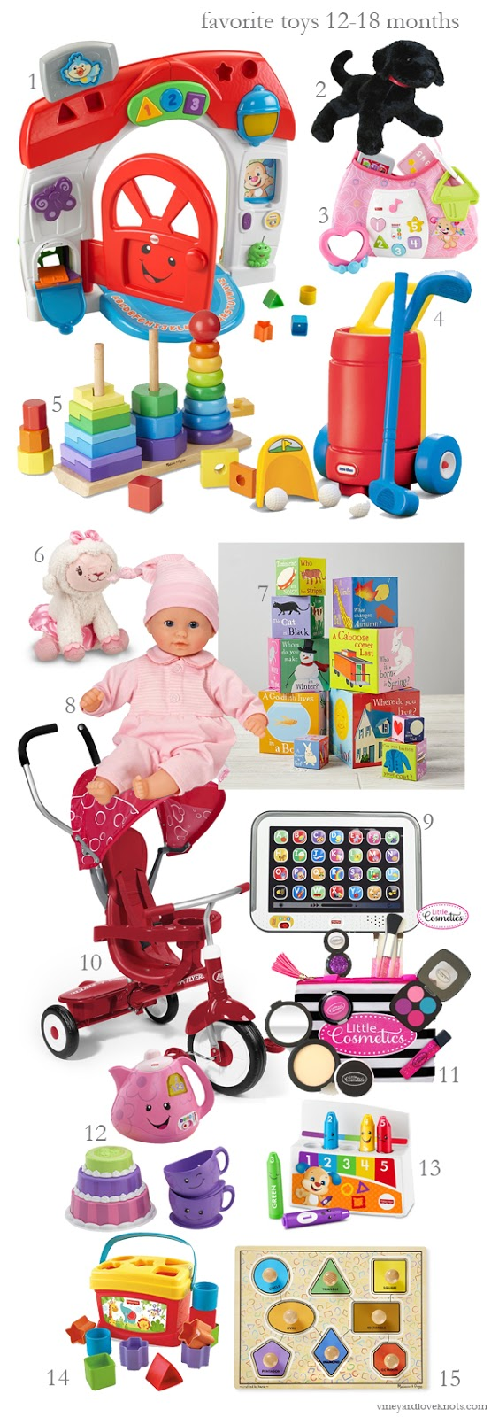 12 To 18 Month Toys : Gift guide favorite toys for months vineyard