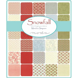 Moda Snowfall Prints & Wovens Fabric by Minick & Simpson for Moda Fabrics
