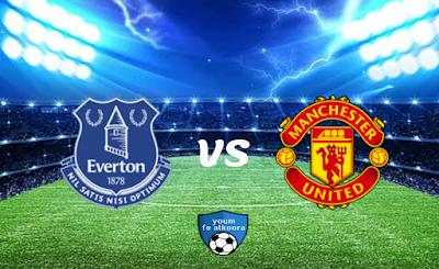 مشاهدة مباراة مانشستر يونايتد وإيفرتونبث مباشر اليوم 6-2-2021 في الدوري الإنجليزي.