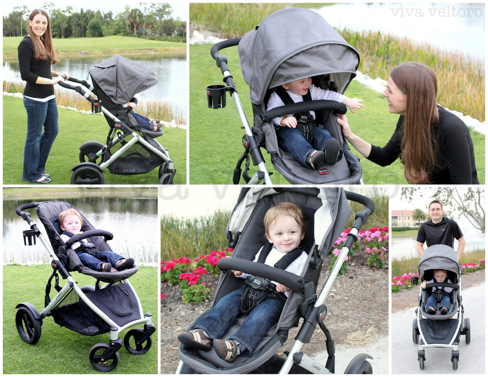 sc 1 st  Thrifty Nifty Mommy & Strolling into Spring with the Britax B-Ready - Thrifty Nifty Mommy