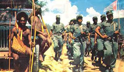 Telegram AS buktikan konspirasi Indonesia, PBB, AS dan Belanda menjajah West Papua