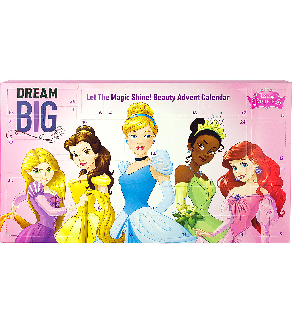 satchel disney princess let the magic shine beauty advent. Black Bedroom Furniture Sets. Home Design Ideas