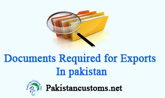 Documents Required for Export In Pakistan