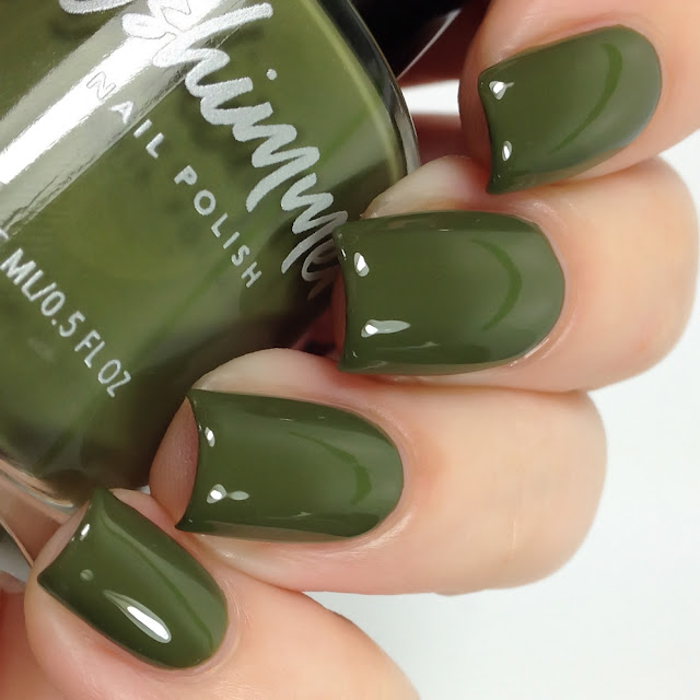 KBShimmer-Thyme On My Hands