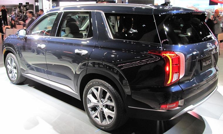 8 Passenger Suv >> Saxton On Cars 2020 Hyundai Palisade 8 Passenger Suv