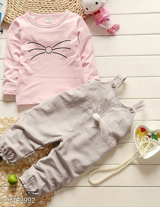 Trendy Kid's Clothing Set