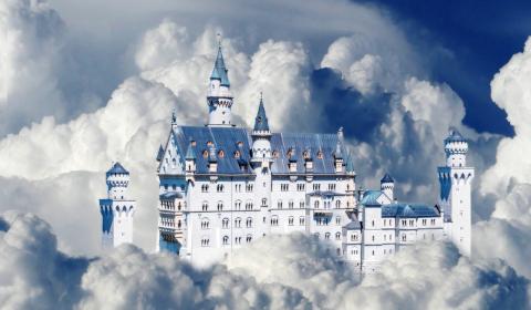 L'illusion dans les nuages