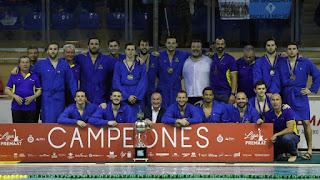 WATERPOLO - 14 años de reinado en la Liga Premaat por parte del Atlétic Barceloneta