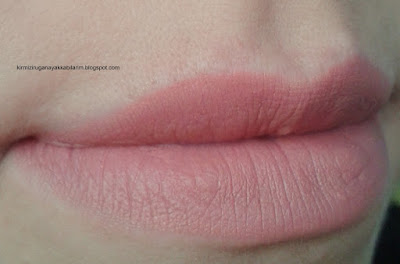 Flormar Wild Rose Far-GoldenRose Velvet Matte Ruj No:27