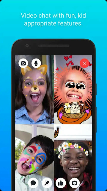 Messenger Kids Video Chat