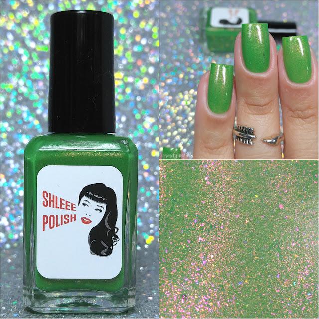 Shleee Polish - Blazing