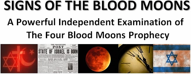 Prophecy - Signs of the Blood Red Moons - cambraza