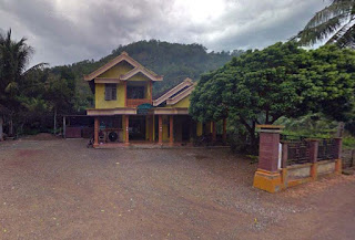 Rumah Mulyono Doko Hadiwarno Ngadirojo Pacitan