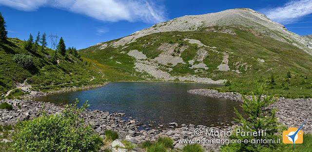 Lago del Monscera