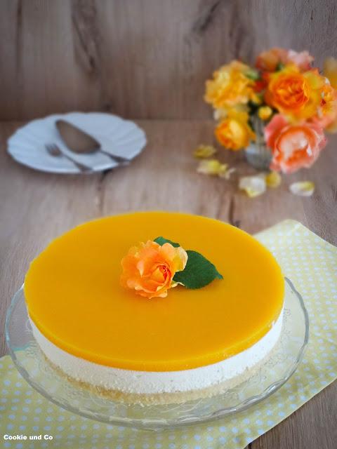 Mango Joghurt Torte Cookie Und Co