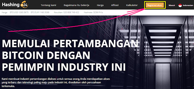 Bahasa web hashing24 sudah menjadi bahasa Indonesia
