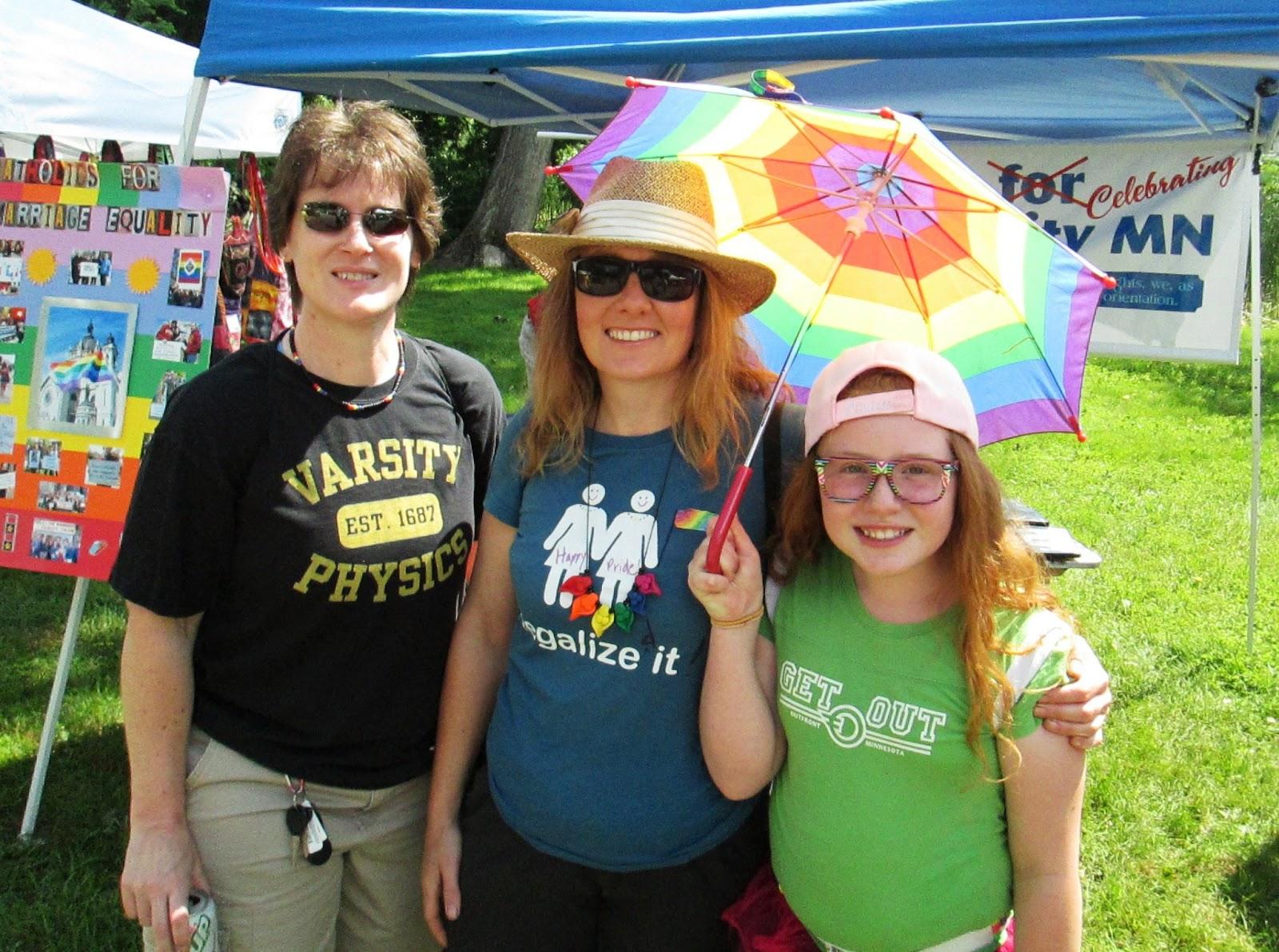 Sensus Fidelium Celebrating Marriage Equality At Pride