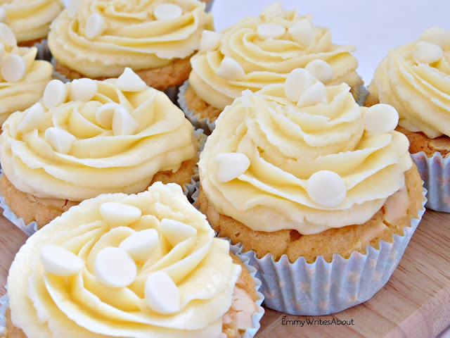 White Chocolate Cupcakes Frosting Recipe