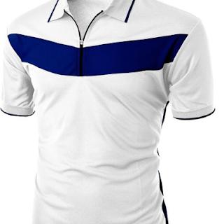 Custom T-shirt Polo Menggunakan Jasa Printing Terpercaya