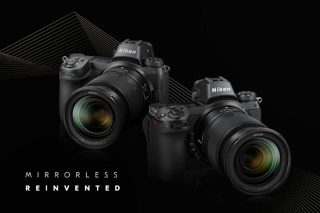 تطوير البرنامج الثابت الجديد لكاميراتي نيكون ذواتي الإطار الكامل العديمة المرآة Z7 و Z6