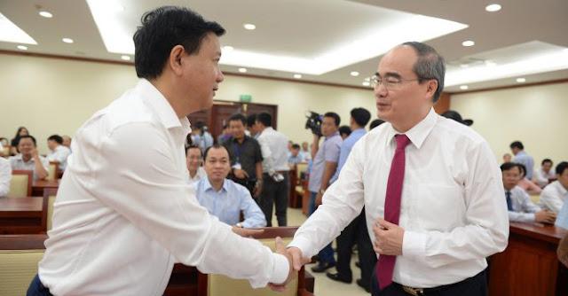 """Nguyễn Thiện Nhân """"tiếp quản"""" Thành Hồ, Tòng Thị Phóng bị loại phút chót"""