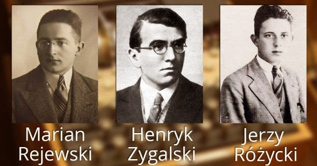 Blog Michała Ostrowskiego: Nagroda za rozszyfrowanie Enigmy